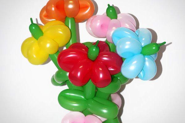 Как сделать цветок из колбаски фото 130